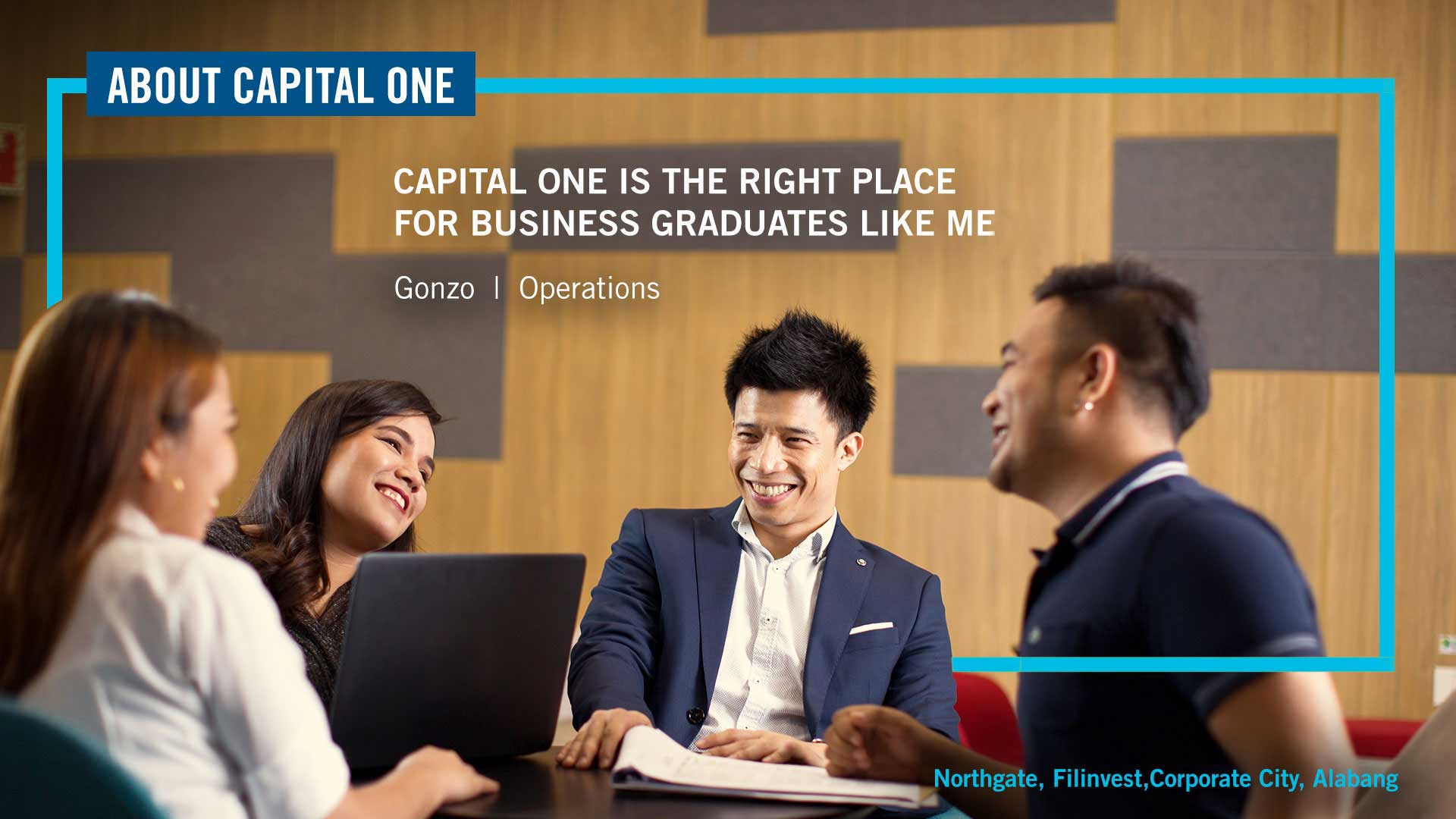 Contact Capital One >> About Us Capital One Philippines